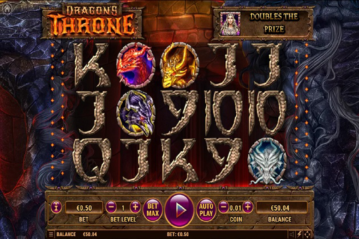 The Dragon's Throne1 - Info Game Slot Pgsoft Tahun 2020